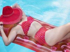 De 10 leukste opblaasbare spullen voor in jouw zwembad!