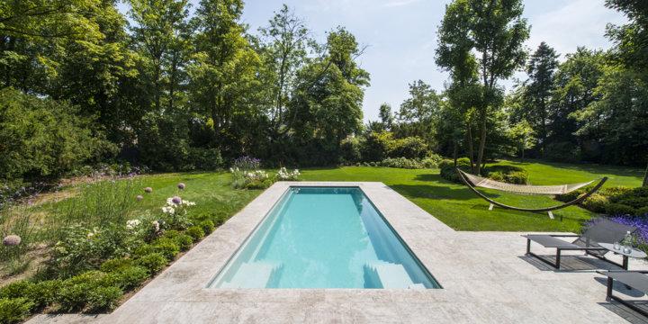 Wat is de beste plaats voor een zwembad?